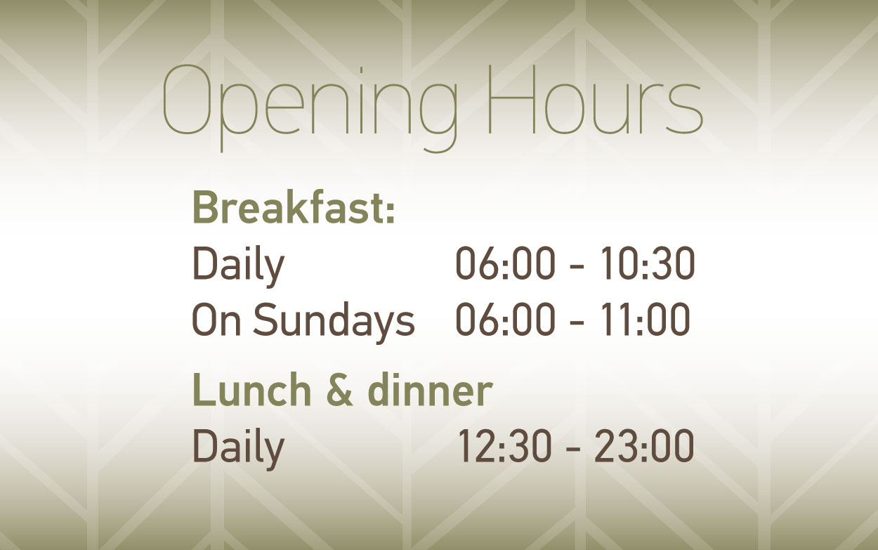Opening Hours Stachy